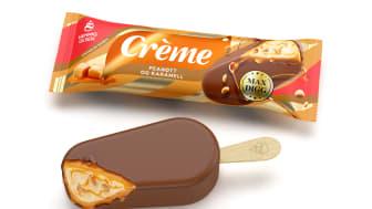 Creme Peanøtt og Karamell