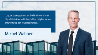 Mikael Wallner, Head of Leasing and Industrial & Logistics på Colliers.