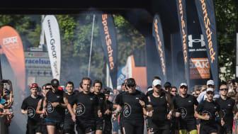 Am Sonntagmorgen tummeln sich mehr als 3.000 Athletinnen und Athleten in der Event Area an der City-Galerie.