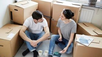 Asuntokauppa käy Suomessa ennusteita vilkkaampana