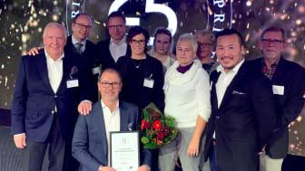 Representanter från Småland Resorts och Smålands Turism.