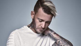 Joakim Lundell debuterade under eget namn som artist 2017