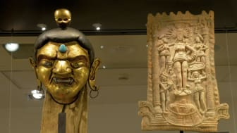 Pieces from the Woon Gallery of Asian Art, at Northumbria's University Gallery