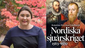Ny bok om historiens värsta krig  mellan Sverige och Danmark