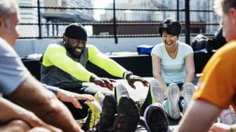 Group fitness is a fancy new name for something we've been doing for millennia