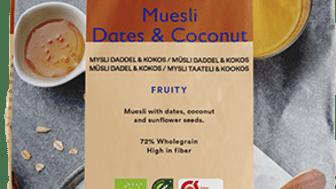 Urtekram Mysli, Dadler & kokos