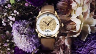 R_Armbanduhren_MagicGarden_gold-gold-brown_Mood01