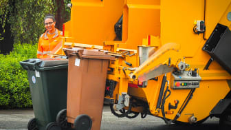 Tillväxtverket lyfter fram Till ett arbete via återvinning