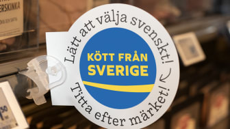 Grilltider! Med Kött & chark Butikspaket i butiken och skyltenheter vid produkterna är det enkelt för kunden att göra ett medvetet val av svenskproducerat kött och charkuterier.
