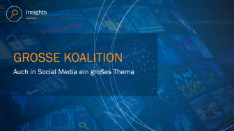 Social Media Insights zur #GroKo