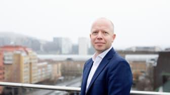 Trond Sundnes (46) er ny konsernsjef i NHST Media Group
