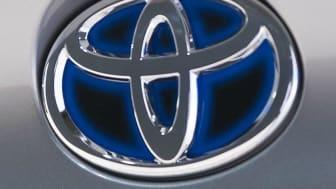 Toyota med sølvplass i prestisjekåring