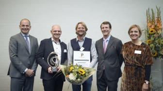 Logistikkompagniet, vindere af CSR People Prize 2018, mindre virksomheder