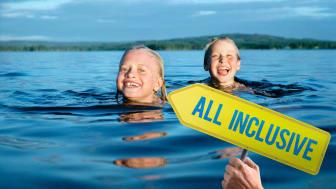 """Svenska naturupplevelser ersätter """"all inclusive""""-charter för holländska barnfamiljer"""