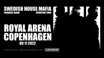 Swedish House Mafia til København