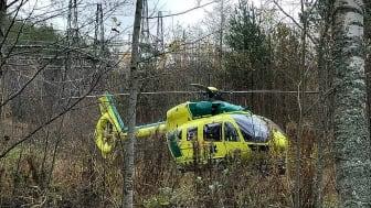 AUK Protection ekiperar Svensk Luftambulans