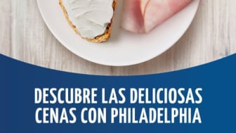 Philadelphia lanza la nueva campaña Tómatelo con Philadelphia, con el objetivo de capitalizar las cenas