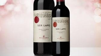 Halva flaskan men hela smaken av Italien!
