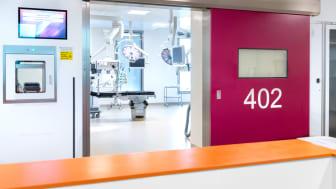 Södersjukhuset stänger operationssalar på grund av ventilationsproblem