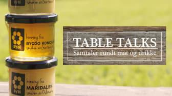 27. mars inviterer SiO Mat og Drikke på Table Talk med Bybi, Oslos urbane birøkterlag.