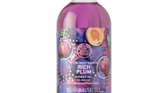 Rich Plum Shower Gel