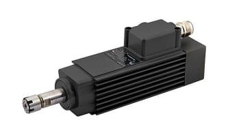 Spindelmotorer från isel Germany AG är robusta, lätta att underhålla och mycket prisvärda.