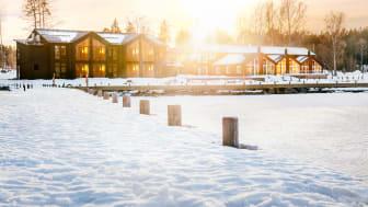Läckerheter från både hav och land på Furuvik Havskrogs julbord