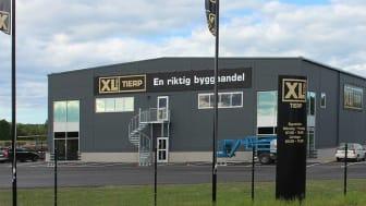 Samgående mellan XL-BYGG i Gästrikland AB & XL-BYGG Tierp AB
