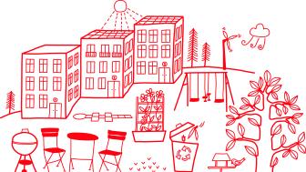 Riksbyggen säljer fastighet i Stockholm till HSB