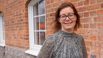 Doktorand Anne-Lie Larsson vill låta vårdpersonal beskriva hur de bemöter vårdtagare som drabbats av sorg, vilket förhoppningsvis leder till många givande samtal om personalens erfarenheter.