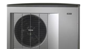 Nya luft/vatten-värmepumparna ännu effektivare