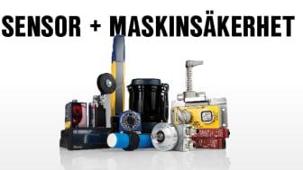 Produktområde Sensor & Maskinsäkerhet slås ihop