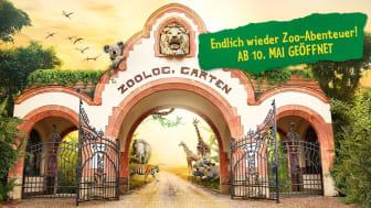 Endlich wieder Abenteuer im Zoo Leipzig!