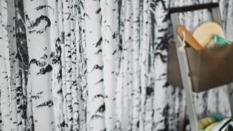 Badrumstrender 2015 - Naturen flyttar in