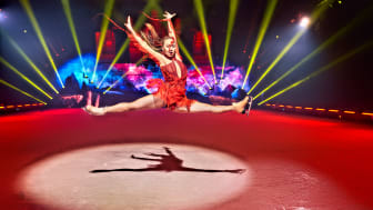 Jahres-Countdown zur neuen Tour gestartet – Prominente Gaststars von HOLIDAY ON ICE freuen sich auf die neue Show