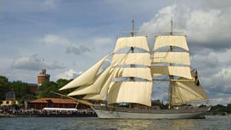 Program - Hållbara Hav och briggen Tre Kronor i Simrishamn med ny miljöutställning 27-29 juli