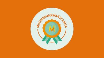 Tävlingsinriktade miljöhjältar sökes till Minimeringsmästarna!
