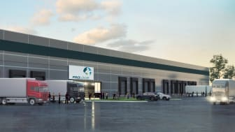 Prologis phase one fully leased – Logent move into new facility in March