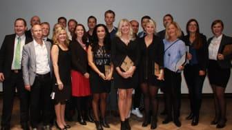 Diplomering av Marknadsekonomer i Göteborg