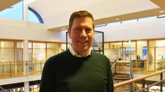 Roar Slotsvik overtar som ny adm. dir. i Tafjord Connect AS.