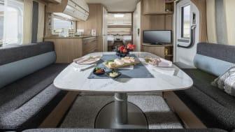 Opal 2020 von Fendt-Caravan