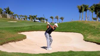 Golftävling Gran Canaria Lopesan Open 3