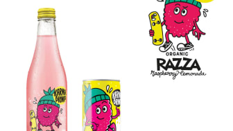 Nyhet – Razza Raspberry Lemonade