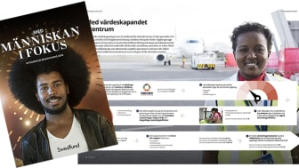 Med människan i fokus - Swedfunds Integrerade Redovisning 2018