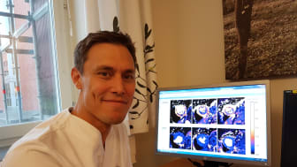 Henrik Engblom, specialistläkare inom Klinisk fysiologi och nuklearmedicin, SUS och forskare vid Lunds universitet .