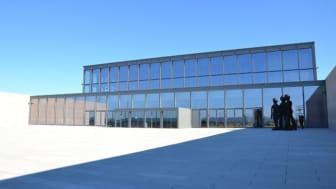 Das Branchentreffen für Metallbauer findet in diesem Jahr im Carmen-Würth-Forum in Künzelsau statt.  Sponsor und Partner der Veranstaltung ist das Unternehmen Würth. Foto: M&T