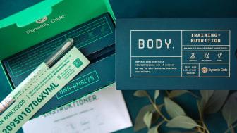Dynamic Code presenterar helt nytt DNA-test för träning och hälsa på tisdag