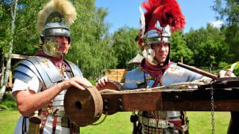 Rooman valtakunnan teemaviikko H2-kanavalla