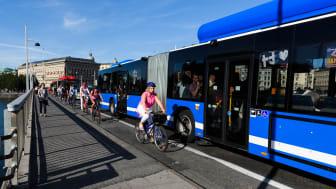 På väg mot en långsiktigt hållbar transportförsörjning?