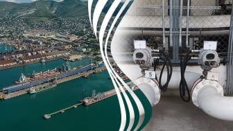 IQ actuators installed on Russian oil transhipment terminal